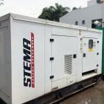 Locadora de geradores de energia